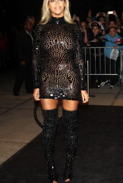 ¡De Beyoncé tampoco sabemos qué pensar! ¿Qu&e...