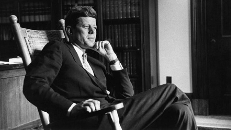 Nueve cosas que probablemente no sabías de John F. Kennedy.