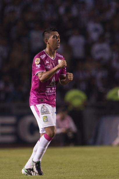 Elías Hernández.- Un jugador que pide a gritos ser titular, aprovechó de...