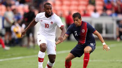 Costa Rica rescata un punto ante una sorprendente Canadá