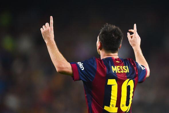El Barcelona no se queda atrás en el departamento de goleo, pues los bla...
