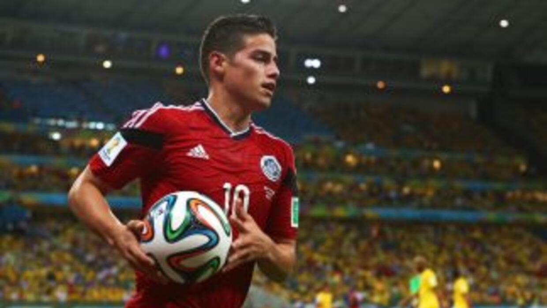 James Rodriguez será presentado enla tarde por el Real Madrid.