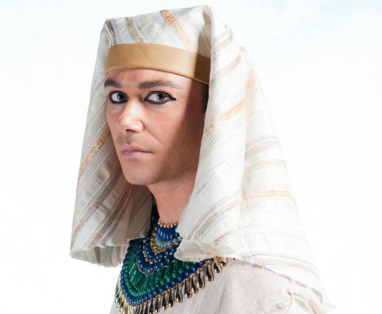 Los mejores peinados de José de Egipto