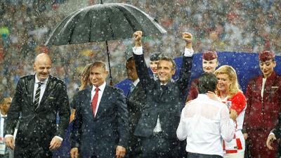 Curiosidades y momentos memorables del triunfo de Francia en el Mundial de Fútbol