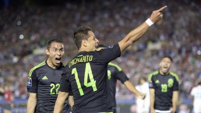 Previo México vs. El Salvador