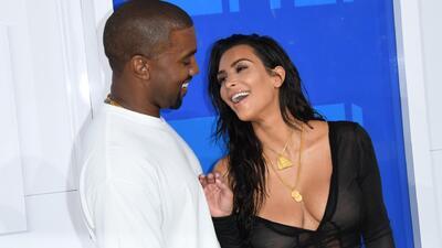 Revelan fotos de la mujer que tendría al bebé de Kim Kardashian y Kanye West