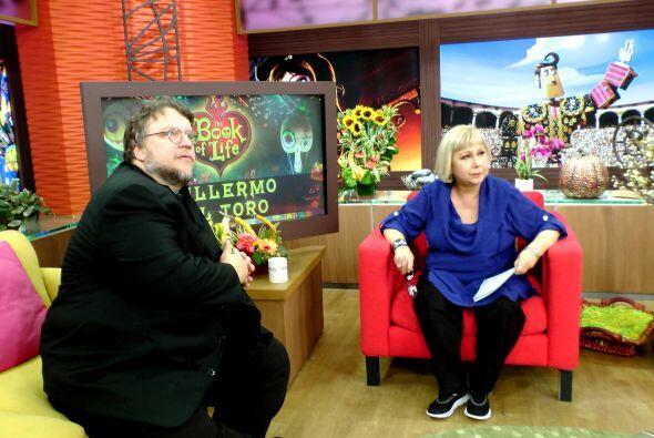 Desde el fin de su exitoso show, esta fue la primer entrevista en televi...