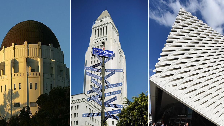 Sitios en Los Ángeles para refugiarse del calor.