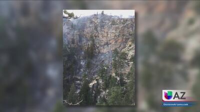 Identifican a las cuatro personas que murieron tras caer en un acantilado cerca de Payson