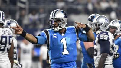 Panthers 33-14 Cowboys: Dallas sin kriptonita para SuperCAM (video)