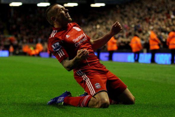 Anotó el gol de los 'Reds', resultado que era ampliamente merecido.