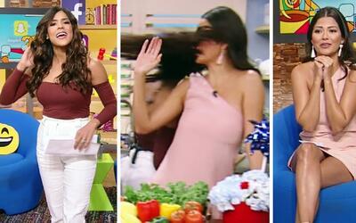 El momento exacto en el que Francisca golpea a Ana Patricia en la cara c...