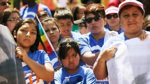 La Acción Diferida del 2012 amparaba de la deportación a unos 750,000 dr...
