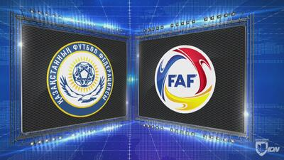 Kazajistán 4-0 Andorra - GOLES Y RESUMEN - Liga D - Grupo 1 - UEFA Nations League