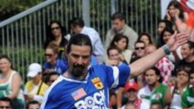 Marcelo Balboa, uno de los principales actores del fútbol estadounidense.