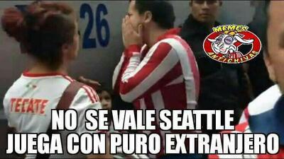 Los memes no le dan tregua a la caída de Chivas y los penales de Rayados