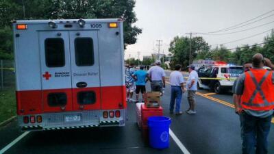 Accidente en Long Island
