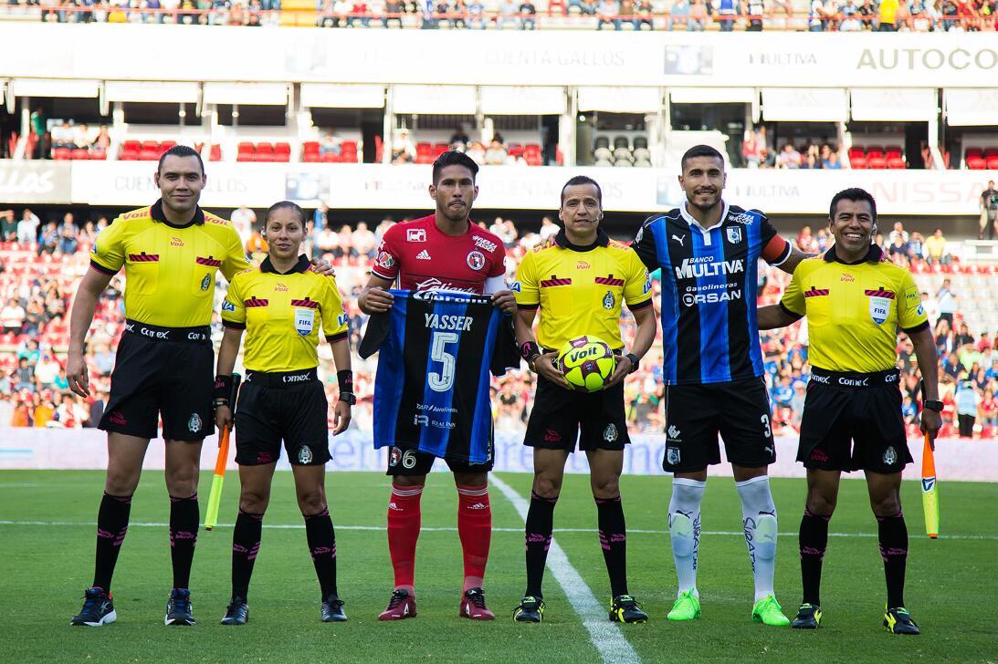 Los Xolos liquidaron a los Gallos en el Estadio Corregidora l Juan Carlo...