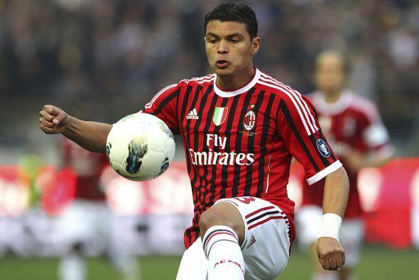 Y vaya que los jugadores del Milan se cotizan, pues el amazónico Thiago...