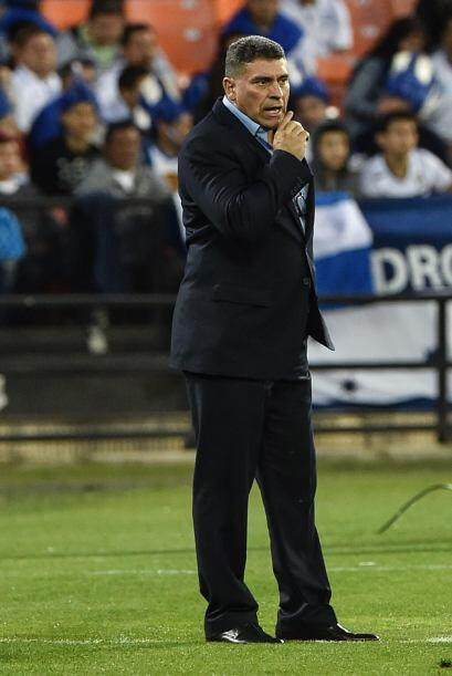 Luis Fernando Suárez salió preocupado del partido tras ver el desempeño...