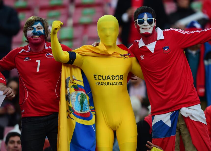Inauguración Copa América
