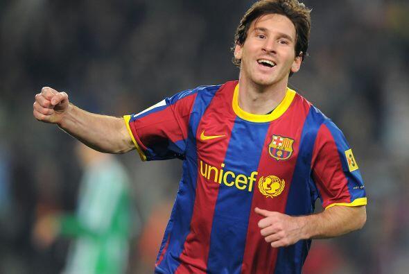 Messi: Todos los adjetivos son pocos para definir al astro argentino. Ll...