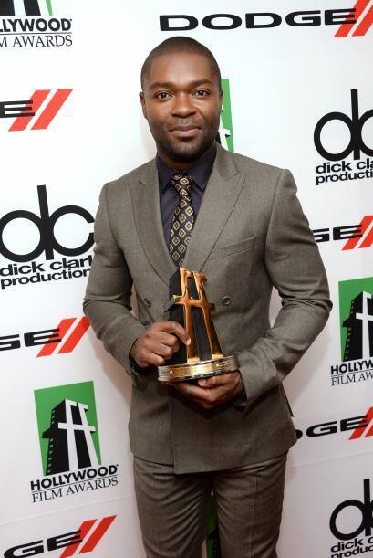 "David Oyelowo también fue premiado por revelación, gracias a ""The Butler..."