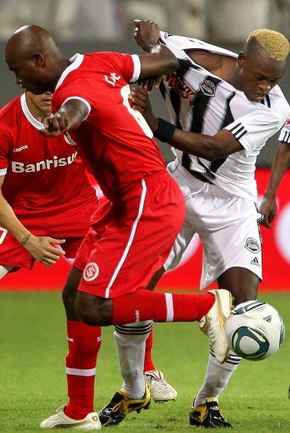 El equipo congoleño puso una marca muy fuerte para con los delant...