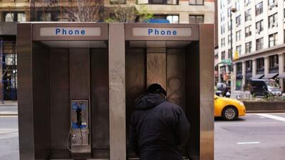La ciudad de nueva York planea cambiar las casetas telefónicas por hotsp...