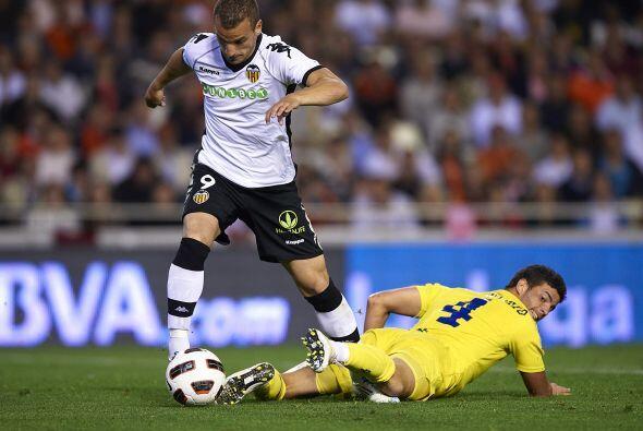 Valencia tuvo una tarde pletórica ante el Villarreal y en gran parte fue...