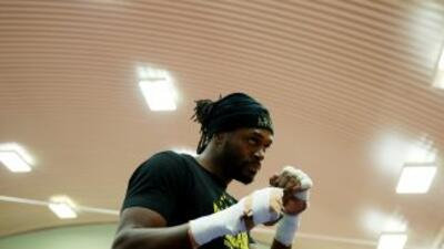 Audley Harrison deja el boxeo.