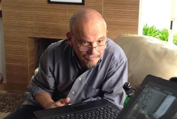 """El actor y cómico, Mauricio Castillo, externó: """" Descanse en paz nuestra..."""