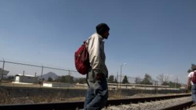 Autoridades detuvieron en Chiapas a una banda de traficantes de personas...