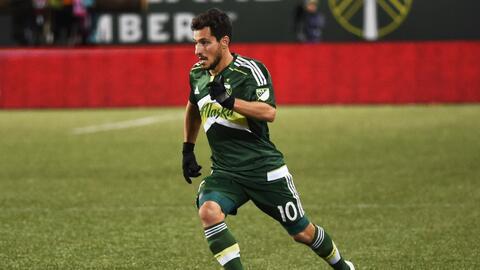 Portland Timbers 'reverdece' de la mano del argentino Diego Valeri y sus...