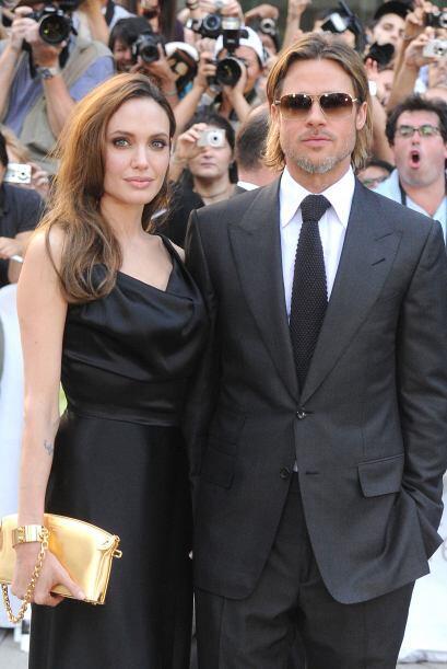 Angelina Jolie y Brad Pitt por fin dieron el siguiente paso, y el pasado...