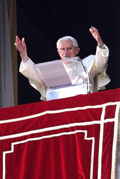 8. ¿Cuál será nombre y título de Benedicto XVI después del 28 de febrero...