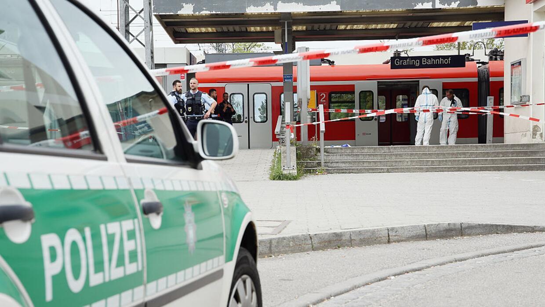 Ataque armado en Alemania