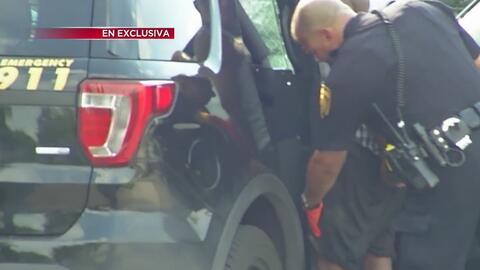 Operativo y persecución de la policía de San Antonio terminó con la capt...