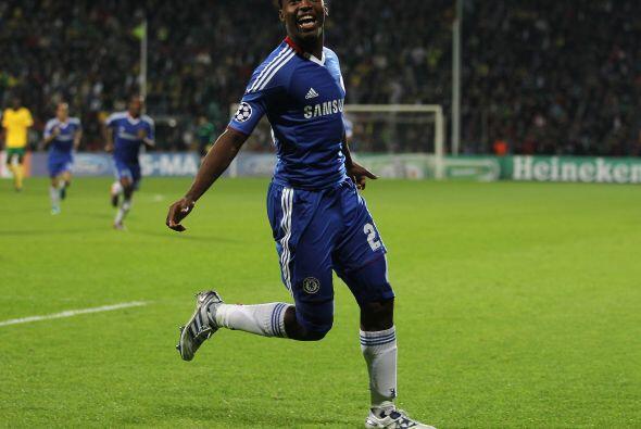 Con goles de Essien, Anelka en dos ocasiones y Sturridge el Chelsea venc...