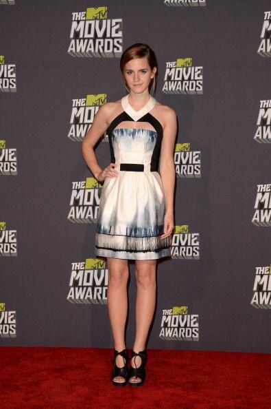 ¡El vanguardismo que Emma Watson propuso ese año con su 'outfit' nos mat...
