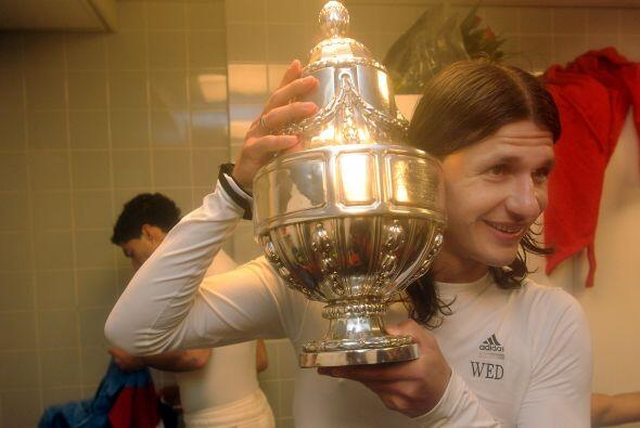 Sólo la Copa holandesa fue a parar a las manos de uno de los grandes, el...
