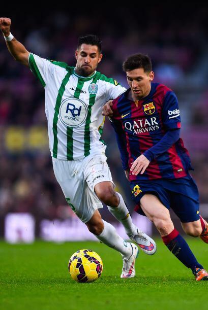 La 'Pulga' sigue deslumbrando con el Barcelona pese a las polémicas por...