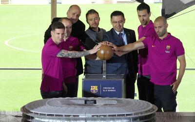 Nuevo estadio Camp Nou