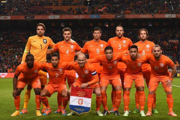 Evaluamos la actuación de los futbolistas de la Oranje en el encuentro a...