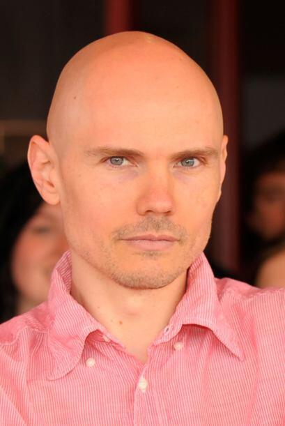 Billy Corgan, cantante de Smashing Pumpkins, se robaría el amor de  Jess...
