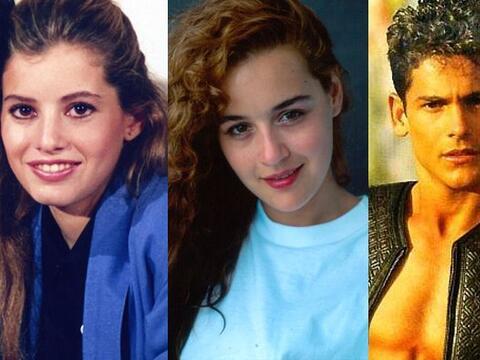 En su momento fueron estrellas juveniles que gozaban del éxito en...