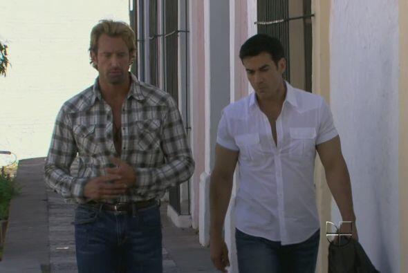 """En 2011, el actor participó en """"La fuerza del destino"""", con el personaje..."""
