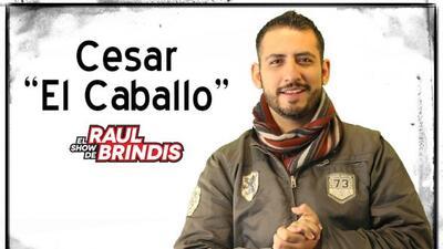 """César Procel, mejor conocido en el mundo de la radio como """"El Caballo,""""..."""