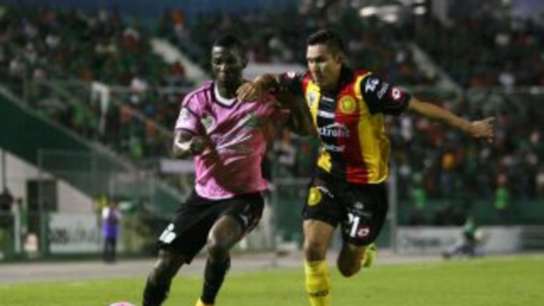 Jaguares y Leones Negros no se hicieron daño.