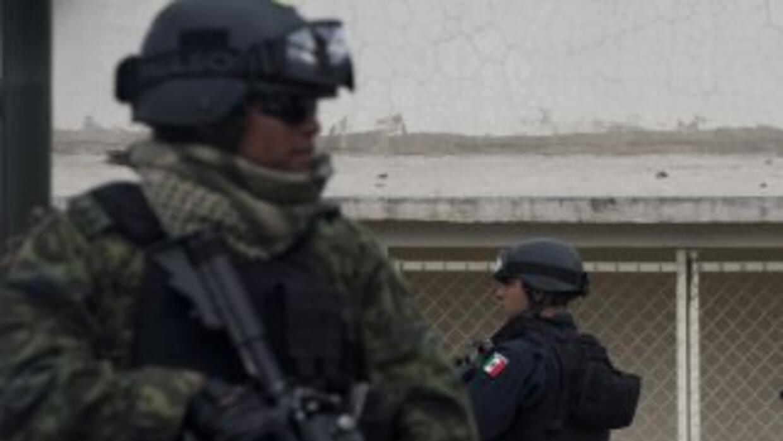 Nueve militares mexicanos murieron y 12 resultaron heridos al accidentar...